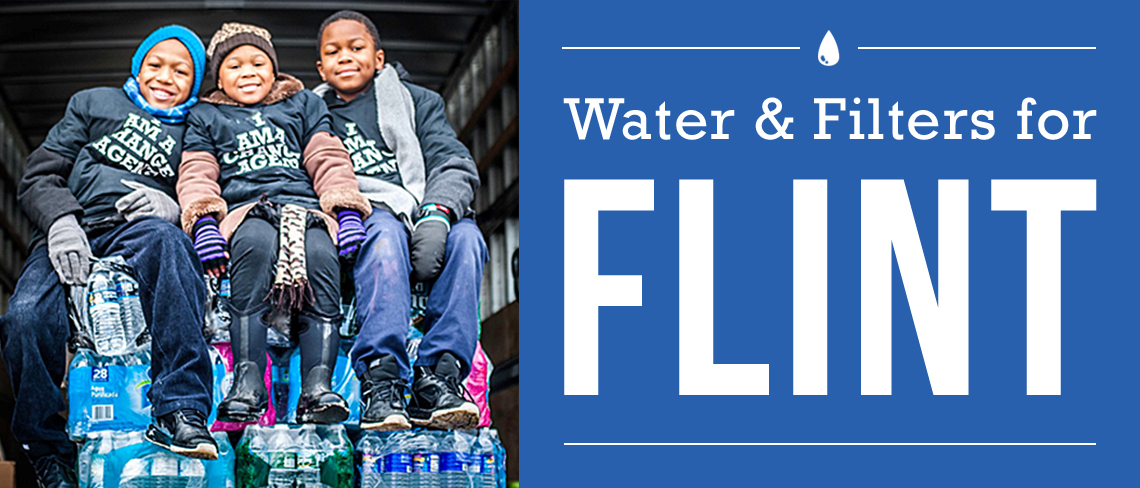 Water for Flint
